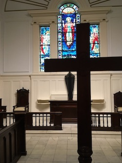 Good Friday Services at Noon and 6:30pm