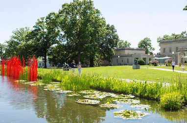 VMFA Lunch - weather & covid permitting!