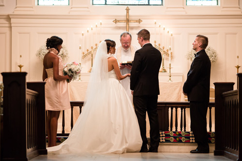 wedding ceremonies at st marks